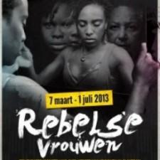 Affiche Rebelse vrouwen